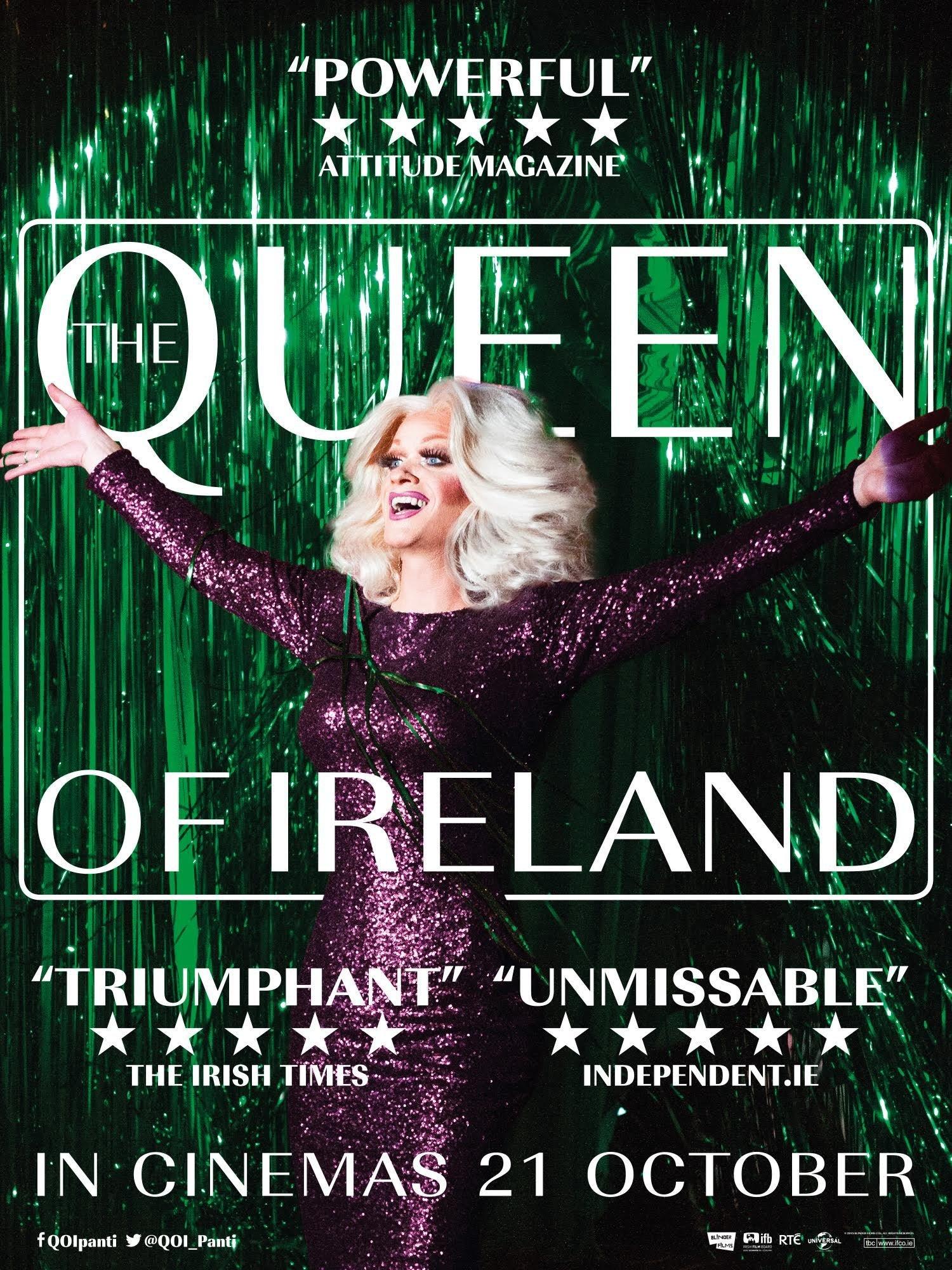 9 The Queen of Ireland 1