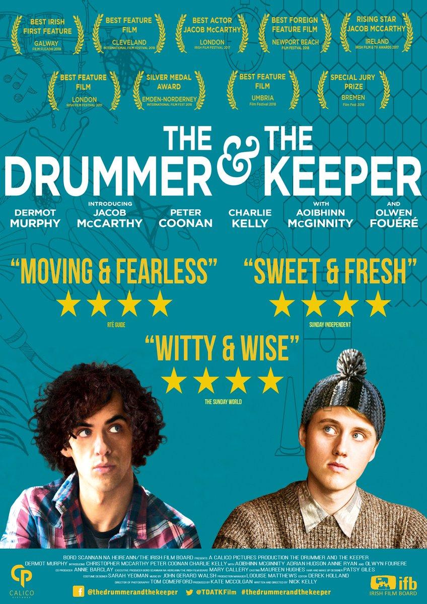 Drummer Keeper